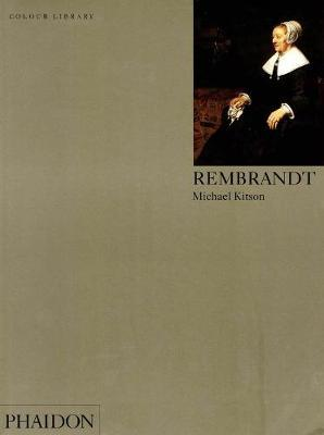 Rembrandt by Michael Kitson image