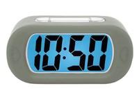 Karlsson Alarm Clock - Gummy (Dark Grey)