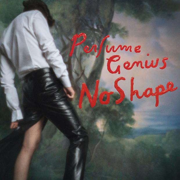 No Shape [Limited Clear Vinyl] (2LP) by Perfume Genius