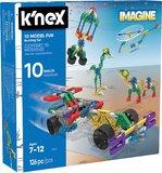 K'Nex: 10 Model Building Fun Set
