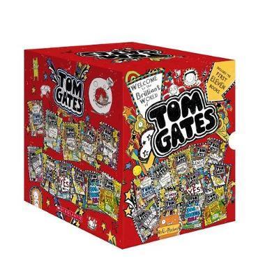 Tom Gates 1-11 Boxed Set by Pichon,Liz image