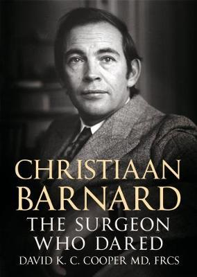Christiaan Barnard by David Cooper