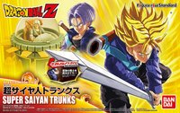 Dragon Ball Z: Super Saiyan Trunks - Figure-rise Model Kit