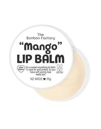 The Bonbon Factory Lip Balm - Mango (35g)