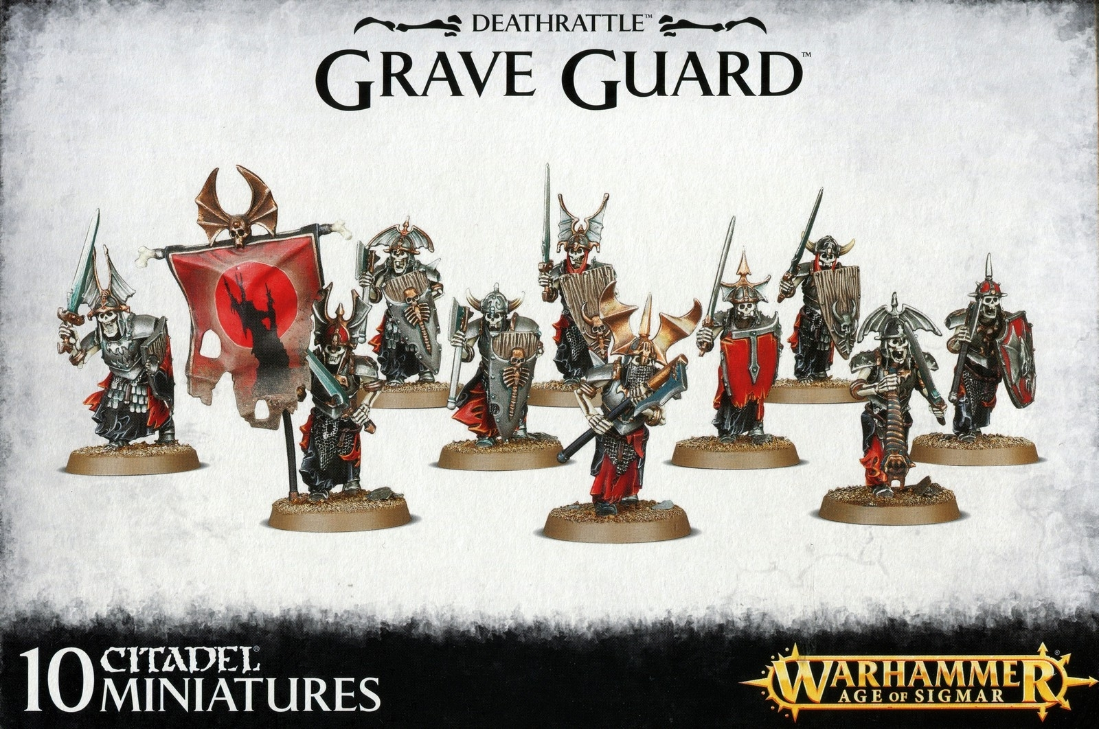 Deathrattle Grave Guard image