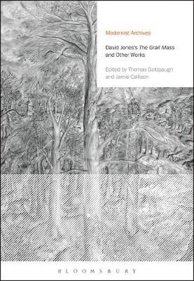 David Jones's The Grail Mass and Other Works by David Jones image