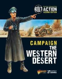 Bolt Action: Campaign: The Western Desert by Warlord Games