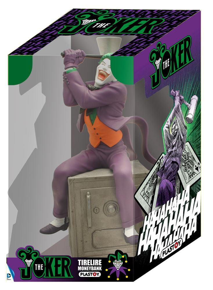 DC Comics Bust Bank Joker image