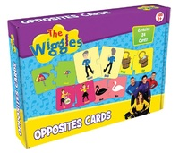 The Wiggles - Opposite Cards