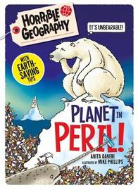 Planet in Peril by Scholastic