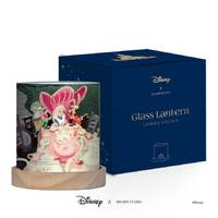 Disney: Mini Glass Lantern - Alice in Wonderland