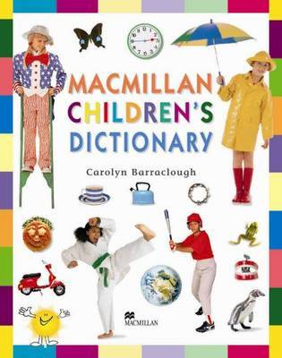 Macmillan Children's Dictionary by Carolyn Barraclough image