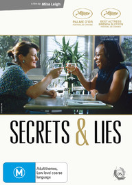 Secrets & Lies on DVD