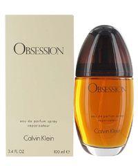 Calvin Klein - Obsession Perfume (100ml EDP)