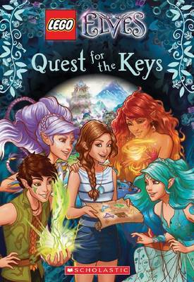 LEGO Elves: #1 Quest for the Keys Chapter Book No Level by Stacia Deutsch