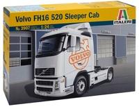 Italeri: 1:24 Volvo FH16 520 Sleeper Cab - Model Kit