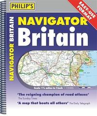 Philip's 2018 Navigator Britain Easy Use Format