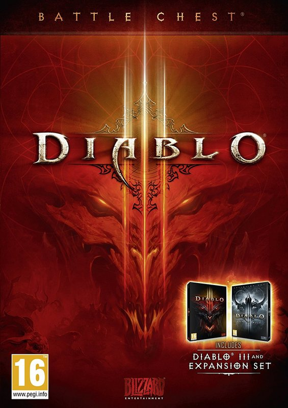 Diablo III Battlechest for PC Games