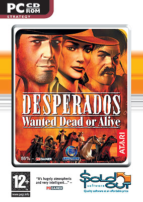 Desperados: Wanted Dead or Alive for PC image