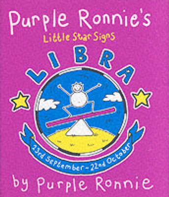 Purple Ronnie's Star Signs:Libra by Purple Ronnie