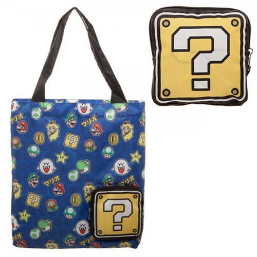 Super Mario Bros. - Packable Tote