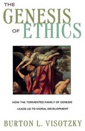Genesis of Ethics by Burton L Visotzky image
