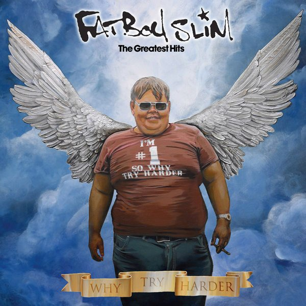The Greatest Hits: Why Try Harder (2LP) by Fatboy Slim image