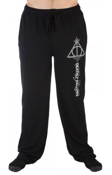 Harry Potter: Deathly Hallows - Sleep Pants (Small)