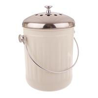 Compost Bin - 5L (White)