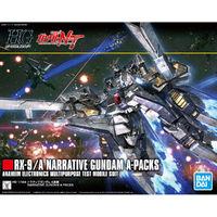 HGUC Narrative Gundam A-Packs - Model Kit