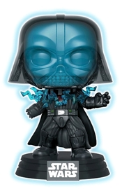Star Wars - Darth Vader Electrocuted (Glow) Pop! Vinyl Figure