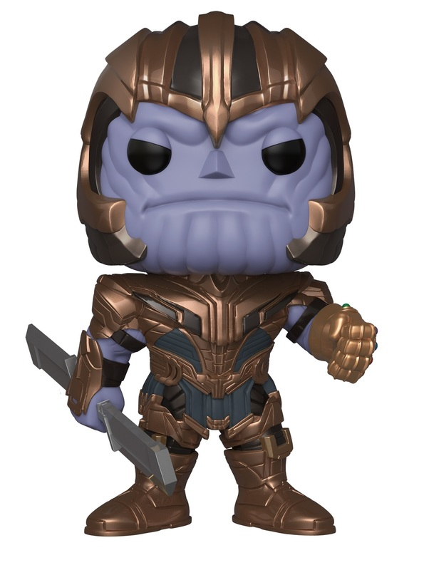 "Avengers: Endgame - Thanos 10"" Super Sized Pop! Vinyl Figure"