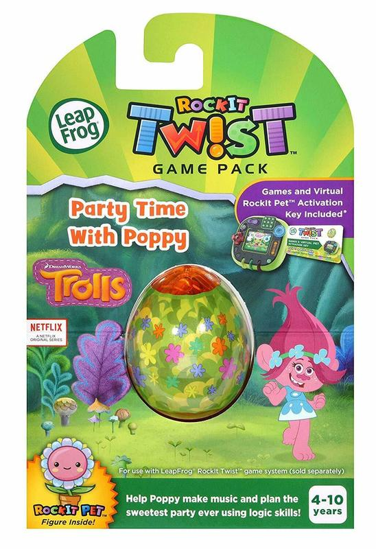 Leapfrog: Rockit Twist - Expansion Set (Trolls)