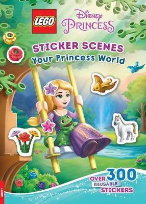 LEGO Disney Princess Your Princess World Sticker Scene Book by LEGO