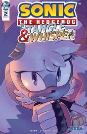 Sonic The Hedgehog: Tangle & Whisper - #2 (Cover A) by Ian Flynn