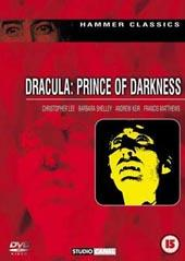 Dracula Prince Of Darkness on DVD