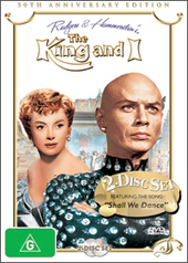 King And I, The 50th Anniversary Collector's Edition (2 Disc) on DVD