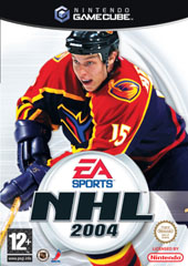 NHL 2004 for GameCube