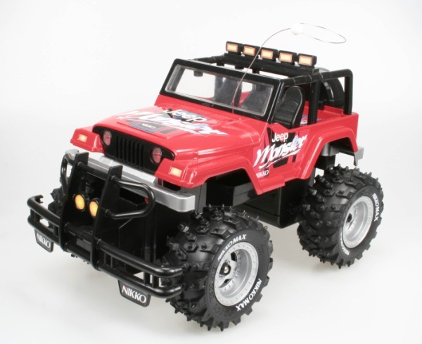 Nikko R C Jeep Monster Rubicon Image At Mighty Ape Nz