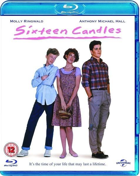 Sixteen Candles on Blu-ray