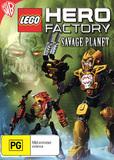 LEGO Hero Factory - Savage Planet DVD