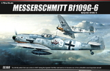 Academy Messerschmitt BF109G-6 1/72 Model Kit