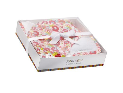 Baby Bath Gift Set (Pink) image
