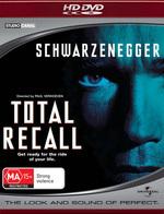 Total Recall on HD DVD