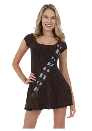 Star Wars Chewbacca Skater Dress (Small) image