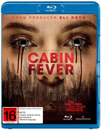 Cabin Fever on Blu-ray