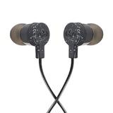 House of Marley Mystic In-Ear Headphones (Black)