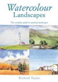 Watercolour Landscapes by Richard S. Taylor image