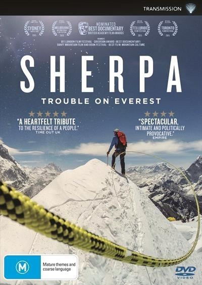 Sherpa on DVD image