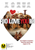 Rio I Love You on DVD